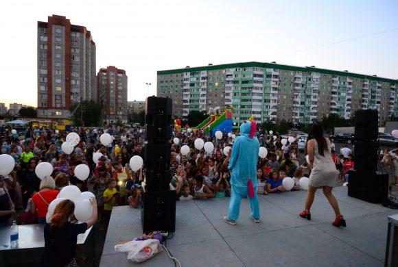 Фестиваль светошариков