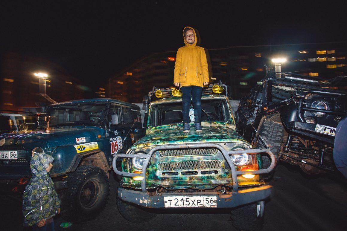 Фестиваль света с Автобан56